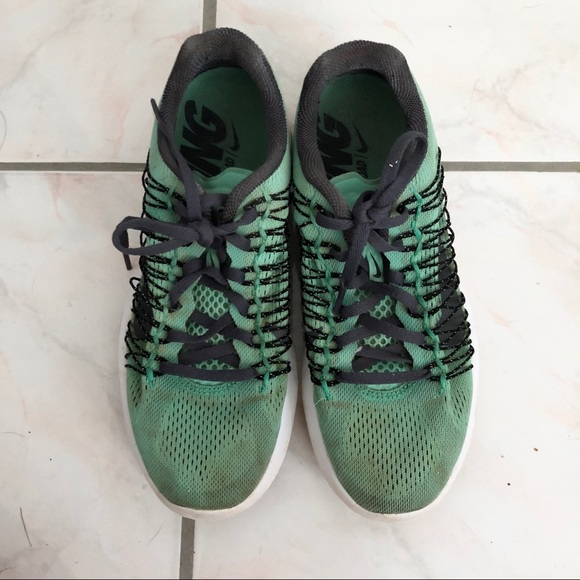 Nike Flyknit Lunar Glide Running Shoes